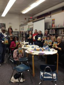 Cleveland Heights-University Heights Parents' Book Club at Boulevard Elementary School